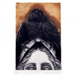 E. A. Poe - Havran