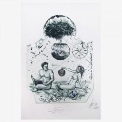 Adam a Eva 2