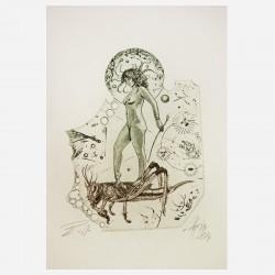 Dívka s koníkem